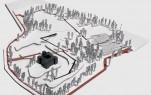 Projekt krajobraznog uređenja starog grada Lukavca